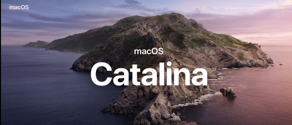 MacOS Catalina: why not?